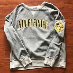 Harry Potter Hufflepuff Crewneck Sweatshirt